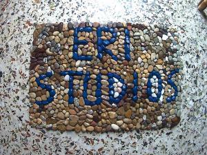 Eri Studios, Апартаменты  Агия-Марина - big - 110