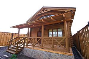 Canadian Log House, Villas  Bakuriani - big - 21