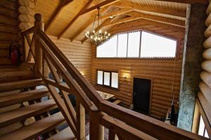 Canadian Log House, Villas  Bakuriani - big - 22