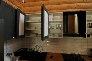 Canadian Log House, Villas  Bakuriani - big - 23