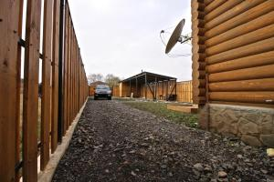 Canadian Log House, Villas  Bakuriani - big - 24
