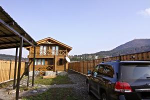 Canadian Log House, Villas  Bakuriani - big - 29