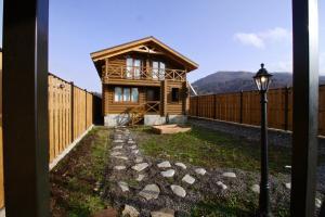Canadian Log House, Villas  Bakuriani - big - 32