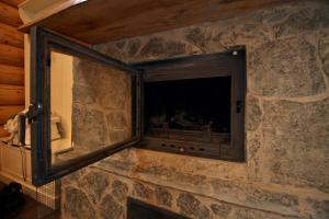 Canadian Log House, Villas  Bakuriani - big - 33