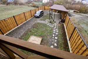 Canadian Log House, Villas  Bakuriani - big - 34