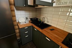 Canadian Log House, Villas  Bakuriani - big - 41