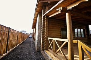 Canadian Log House, Villas  Bakuriani - big - 43