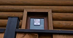 Canadian Log House, Villas  Bakuriani - big - 45