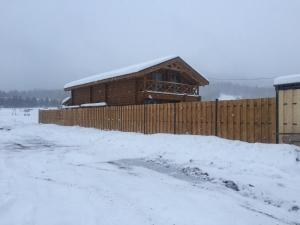 Canadian Log House, Villas  Bakuriani - big - 52