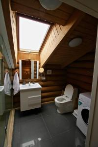 Canadian Log House, Villas  Bakuriani - big - 53