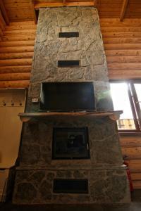 Canadian Log House, Villas  Bakuriani - big - 56