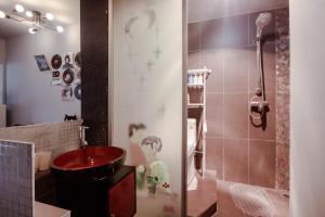 成都逐见民宿, Appartamenti  Chengdu - big - 32