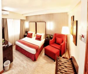 The Zehneria Portico, Hotels  Nairobi - big - 9