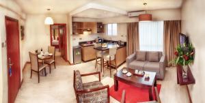 The Zehneria Portico, Hotels  Nairobi - big - 7