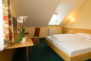 Hotel Huberhof, Hotely  Allershausen - big - 5