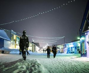 Radisson Blu Polar Hotel, Spitsbergen, Hotely  Longyearbyen - big - 37