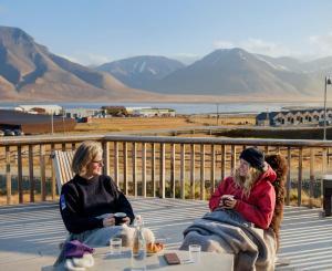 Radisson Blu Polar Hotel, Spitsbergen, Hotely  Longyearbyen - big - 27