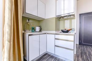 Wisetrip Riverside Apartments, Apartmanok  Hangcsou - big - 5
