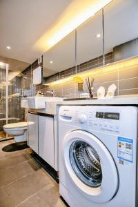 Wisetrip Riverside Apartments, Apartmanok  Hangcsou - big - 2