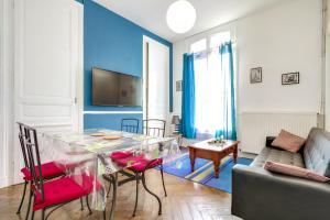 APPTHOME 3 Rouen Sud - Cléon - Elbeuf, Apartments  Elbeuf - big - 6