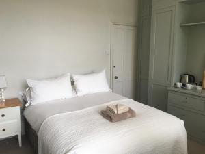 Standard-enkeltværelse med brusebad