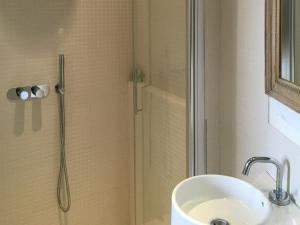 Habitación Individual Estándar con ducha