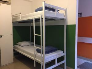 Bed in 6-Bed Mixed Dormitory Room Lyon