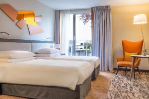 Pokoj typu Premium s terasou
