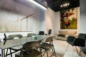 Fira Centric, Апартаменты  Барселона - big - 52