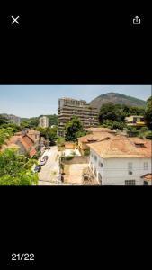 Flat Silencioso Próximo ao Cristo, Ferienwohnungen  Rio de Janeiro - big - 9