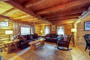 Sweet Rustic Dreams, Holiday homes  Bridgewater Center - big - 21