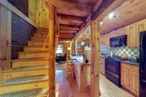 Sweet Rustic Dreams, Holiday homes  Bridgewater Center - big - 34