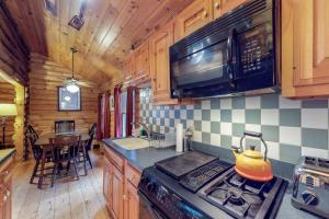 Sweet Rustic Dreams, Holiday homes  Bridgewater Center - big - 42