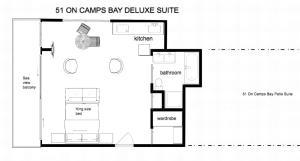 51 On Camps Bay, Affittacamere  Città del Capo - big - 19