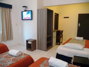 Hotel Puesta del Sol, Hotels  Encarnación - big - 2