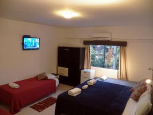 Hotel Puesta del Sol, Hotels  Encarnación - big - 12
