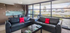Swiss-Belsuites Pounamu Queenstown, Apartmanhotelek  Queenstown - big - 23