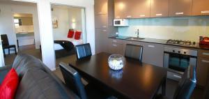 Swiss-Belsuites Pounamu Queenstown, Apartmanhotelek  Queenstown - big - 12