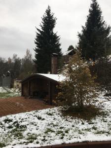 Zagorodnii Dom Ruzskaya skazka, Vidiecke domy  Glukhovo - big - 22