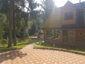 Zagorodnii Dom Ruzskaya skazka, Vidiecke domy  Glukhovo - big - 24