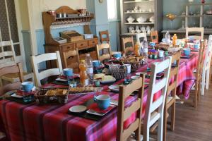 La Villa Bleue de Mauleon, B&B (nocľahy s raňajkami)  Mauléon - big - 56