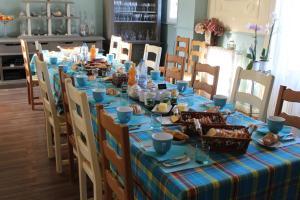 La Villa Bleue de Mauleon, Bed & Breakfast  Mauléon - big - 55