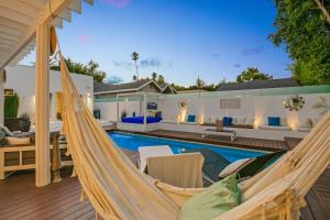 Beautiful West Hollywood Home with Heated Pool, Nyaralók  Los Angeles - big - 31