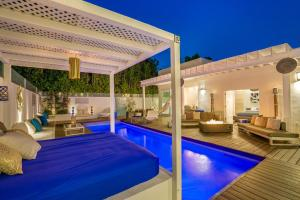 Beautiful West Hollywood Home with Heated Pool, Nyaralók  Los Angeles - big - 24