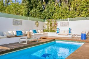 Beautiful West Hollywood Home with Heated Pool, Nyaralók  Los Angeles - big - 22