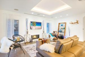 Beautiful West Hollywood Home with Heated Pool, Nyaralók  Los Angeles - big - 39