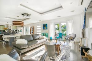 Beautiful West Hollywood Home with Heated Pool, Nyaralók  Los Angeles - big - 34