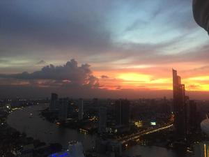 Forty Seven view by Pattiya, Appartamenti  Bangkok - big - 51