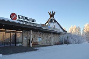 Original Sokos Hotel Kuusamo, Отели  Куусамо - big - 46