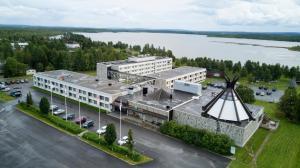 Original Sokos Hotel Kuusamo, Отели  Куусамо - big - 47